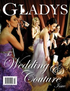 Gladys-Wedding-Couture-Issue-Cover-Spring-2012